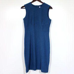 MM Lafleur Shirley Sleeveless Dress Pacific Blue